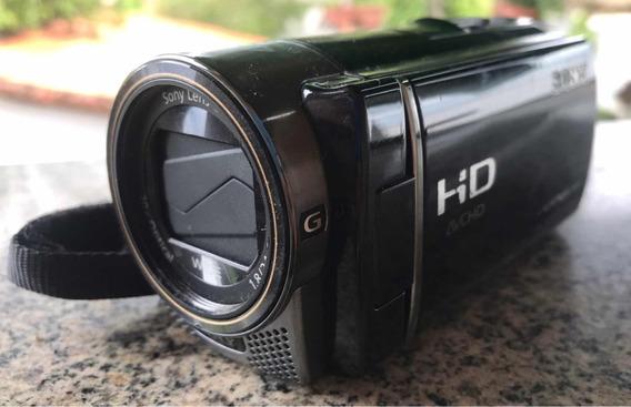 Câmera Filmadora Hd Super Zoom