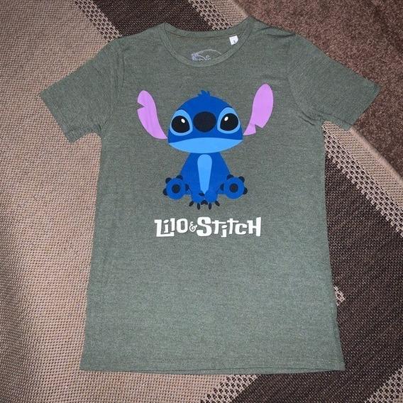 Playera Stitch Disney Hot Topic Original
