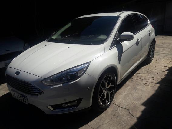 Ford Focus Iii 2.0 Titanium Mt 2018
