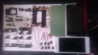 Partes De Xperia Z3 Modelo D6603 Celular
