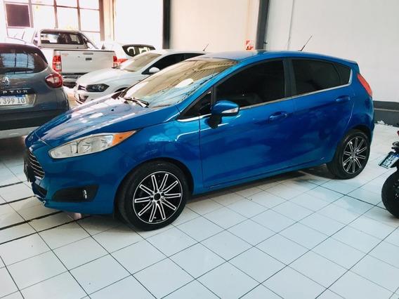 Ford Fiesta Kd Titanium 1.6 2016