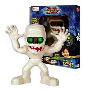 Stretch Strong Monsters Frankenstein Original