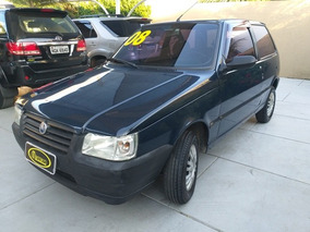 Fiat Uno Mille Fire 2008/2008 1.0 2pts C/ar Azul