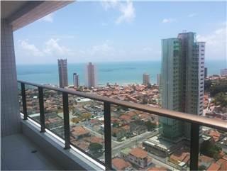 Apartamento Em Petrópolis, Natal/rn De 103m² 3 Quartos À Venda Por R$ 662.243,80 - Ap274164