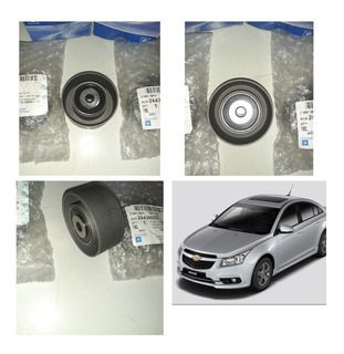 Polea Loca Tiempo Chevrolet Cruze Gm 24436052 Made Germany