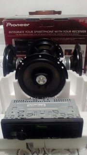 Reproductor Pioneer Mvh-s310bt Usb Auxiliar Original