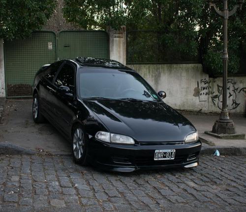 Imagen 1 de 10 de Honda Civic Coupe 1995