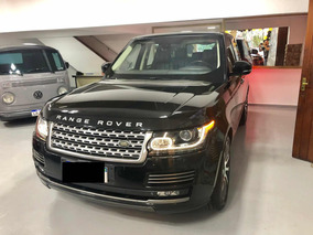 Land Rover Range Rover Vogue 5.0 V8 Se Supercharged 5p 2014