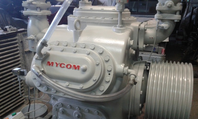 Compresor Mycom Modelo 6wb