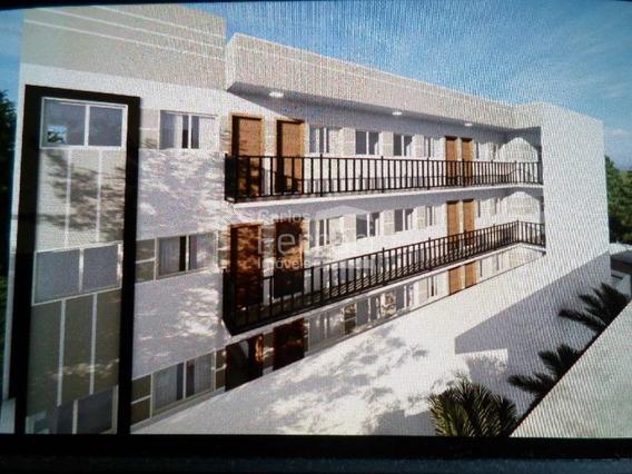 Apartamentos Em Construção Próximo Ao Futuro Shopping Trimais - Cf25490