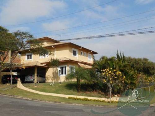 Casa Com 4 Dormitórios, 429 M² - Venda Por R$ 4.500.000,00 Ou Aluguel Por R$ 12.000,00/mês - Granja Viana - Carapicuíba/sp - Ca0490