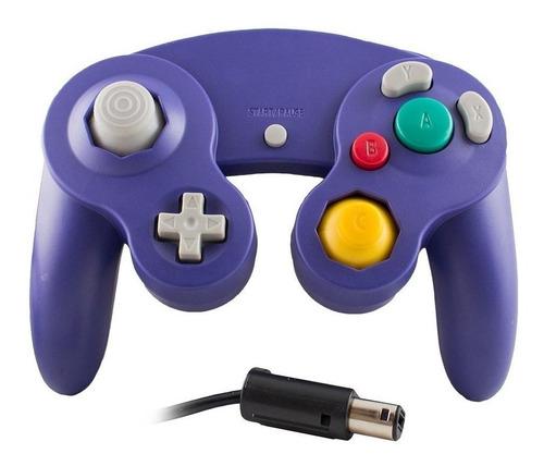 Imagen 1 de 1 de Control joystick Teknogame Control GameCube púrpura
