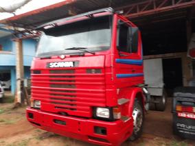 Scania 142-r Ano 1984 Mecânica Do 113 (ano 1996)