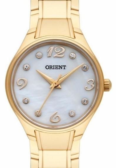 Relógio Orient Feminino Fgss0072 B2kx Rev. Autorizada - Nfe