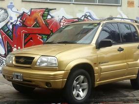 Chevrolet Grand Vitara 2001 2.0 4x4 Excelente Oportunidad!!!