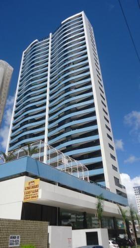 Apartamento Em Brisamar, João Pessoa/pb De 78m² 2 Quartos À Venda Por R$ 390.000,00 - Ap267609