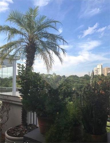 Belíssima Cobertura Duplex Em Condomínio Ícone E Exclusivo No Alto De Pinheiros. - 353-im555414