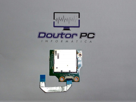 Placa Cardreader Notebook Hp Pavilion 14 D027br