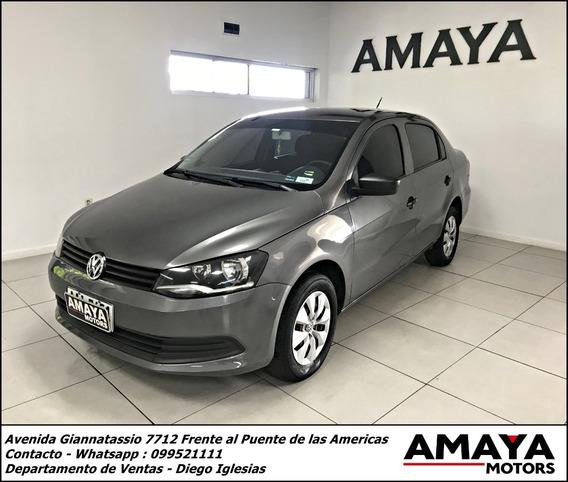Volkswagen Gol G6 1.6 Power Sedan Full !! Año 2013 !! Amaya