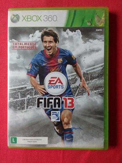 Jogo Fifa 13 Português Xbox 360 Faço Desconto!!