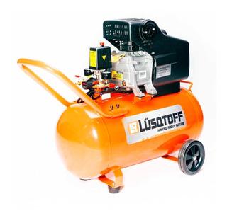 Compresor De Aire 50lts 2.5hp Garantia 2 Años Lq Lc-2550 Mm