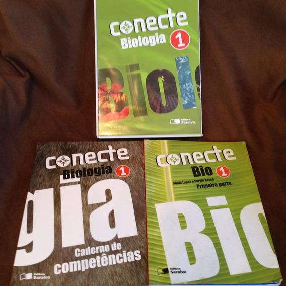 Biologia 1 Box Conecte Sonia Lopes E Sergio Rosso