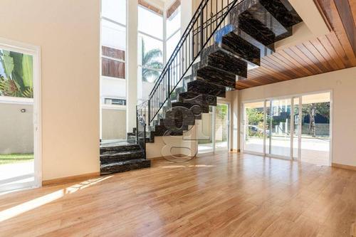 Imagem 1 de 24 de Sobrado Com 6 Dormitórios Para Alugar, 330 M² Por R$ 8.400,00/mês - Condomínio Royal Tennis Residencial E Resort - Londrina/pr - So0337