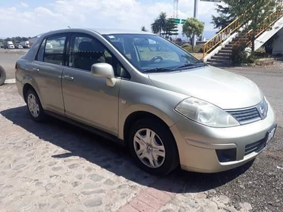 Nissan Tiida 4 Cilindros