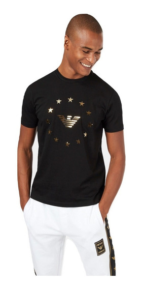 Remera Emporio Armani Made In Italy