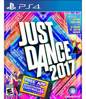 Just Dance 2017 Playstation 4