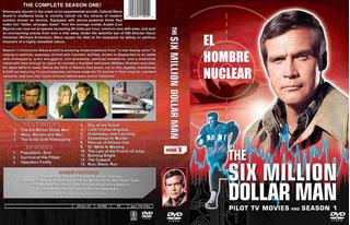 El Hombre Nuclear - Audio Latino - Serie Completa.