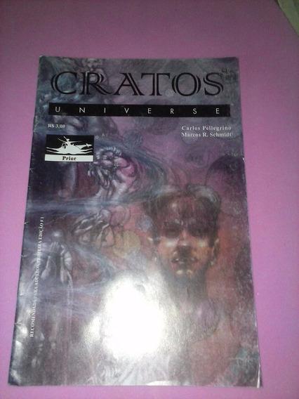 Hq Cratos Universe Numero 1 Raridade Prior