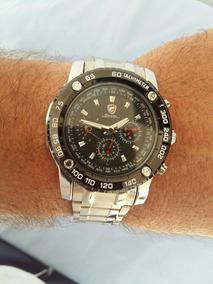 Relógio Shark Saw