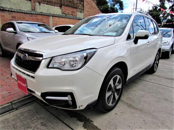 Subaru Forester Cvt Premium Sec 2 Gasolina 4x4
