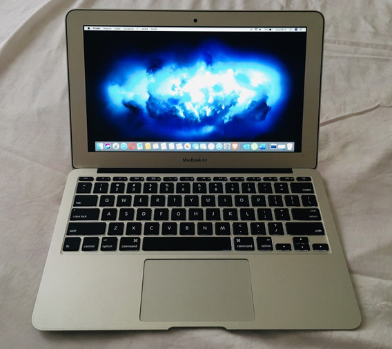 Apple Macbook Air 11 I5, 4gb Ram, 64gb Ssd