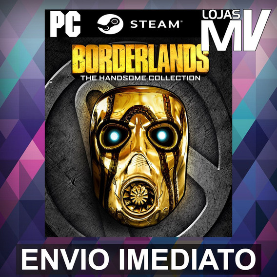 Borderlands The Handsome Collection - Pc Steam Gift Presente