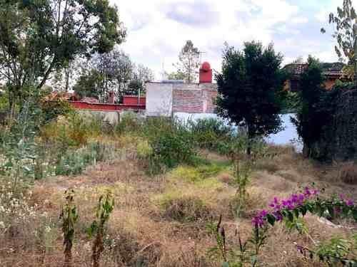 Venta Terreno Lomas De Chapultepec
