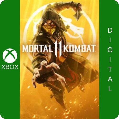 Mortal Kombat 11 - Xbox One & Series X|s - Digital