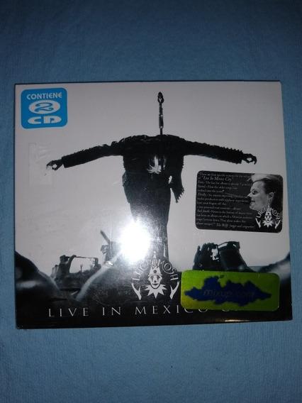 Lacrimosa Live In México City Digipack 2 Cds Nuevo