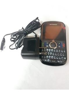 Defeito Radio Nextel Motorola I475 Qwerty Ñ Funciona Chip