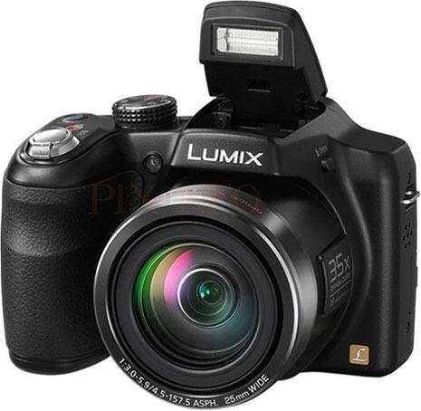 Câmera Lumix Dmc - Lz30