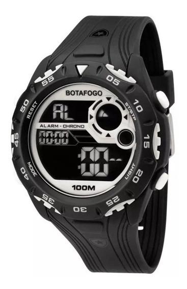 Relógio Technos Botafogo Oficial Preto Digital Bot13602a/8p