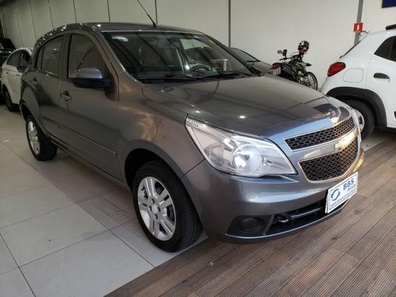 Chevrolet Agile Ltz 1.4 Mpfi 8v Econo.flex, Fbd7027