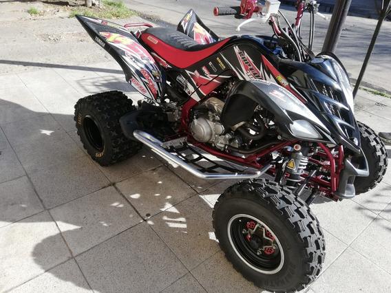 Yamaha Raptor 700r (special Edition)