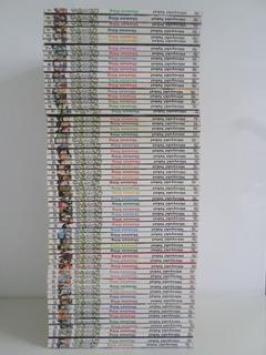 Manga Shaman King Coleção Completa