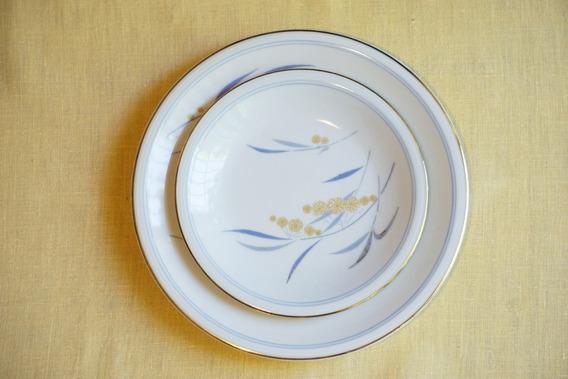 Juego De Mesa Porcelana Limoges