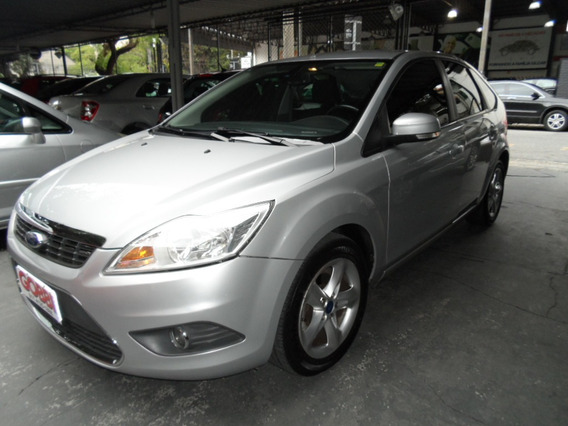 Ford / Focus 2.0 Glx 16v 2013 Prata