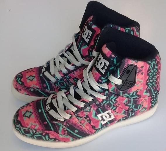 Zapatillas Dc Rebound High Se Women