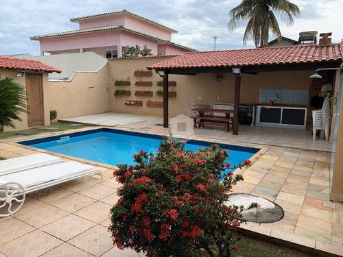 Casa Com 3 Quartos À Venda, 202 M² Por R$ 780.000 - Piratininga - Niterói/rj - Ca0281
