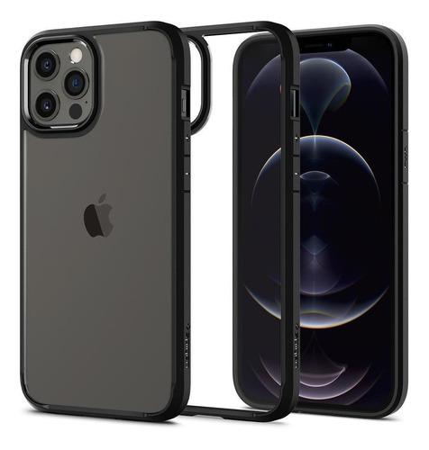 Capa Original Spigen iPhone 12 E 12 Pro Ultra Hybrid Matte
